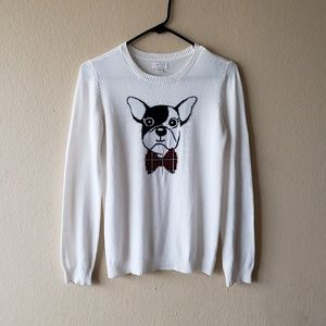 The Children's Place Iconic Frenchie Sweater